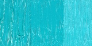 Duo Aqua Oil Color, 40 ml - Cobalt Turquoise