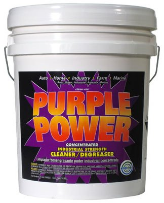 Purple Power Plus Degreaser - 5 Gallon Pail