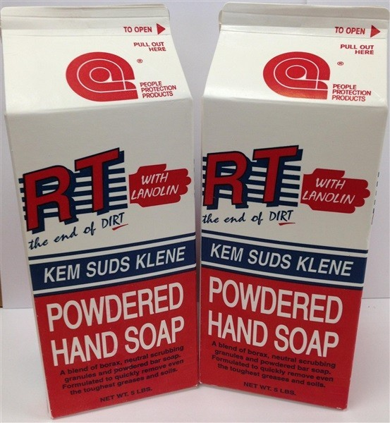 Powdered Kem Suds Cleaner Hand - 10/5 Lbs./Case
