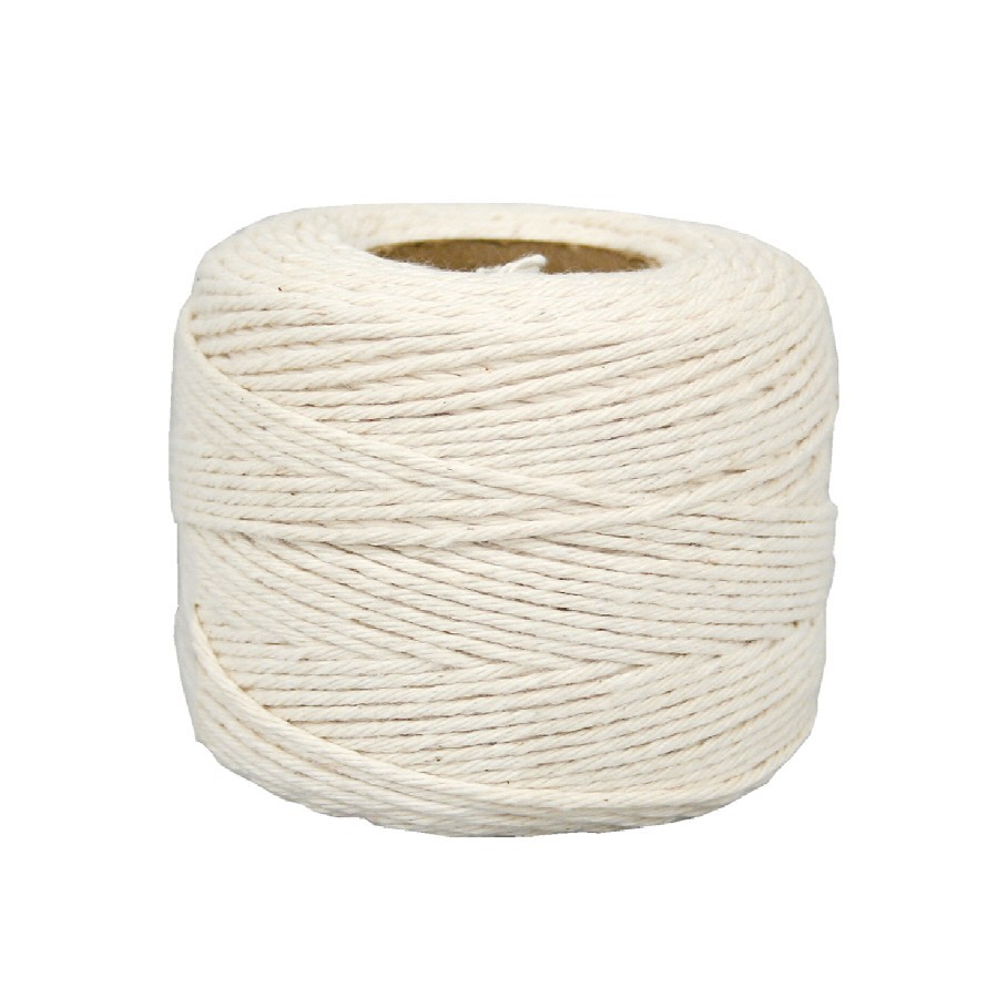 Cotton String - 1/2 lb. Roll - 470003-392