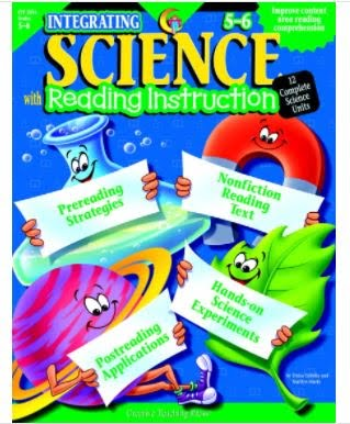 Integrating Science with Reading Instruction, Gr 5-6