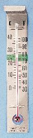Thermometer - Stainless Steel - 214450
