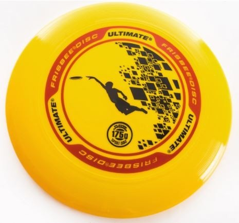 Frisbee Ultimate Disc - Official Size, 10-3/4 Dia. 175g - 10-394