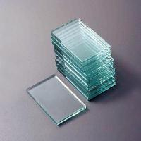 Glass Hardness Plates, 3 X 2 X 1/4 In. - 10/Pkg - WL6892H