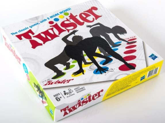 Twister Game - 11-507