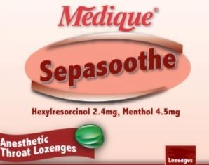 Sepasoothe (Medique) - 500/Box - 44171