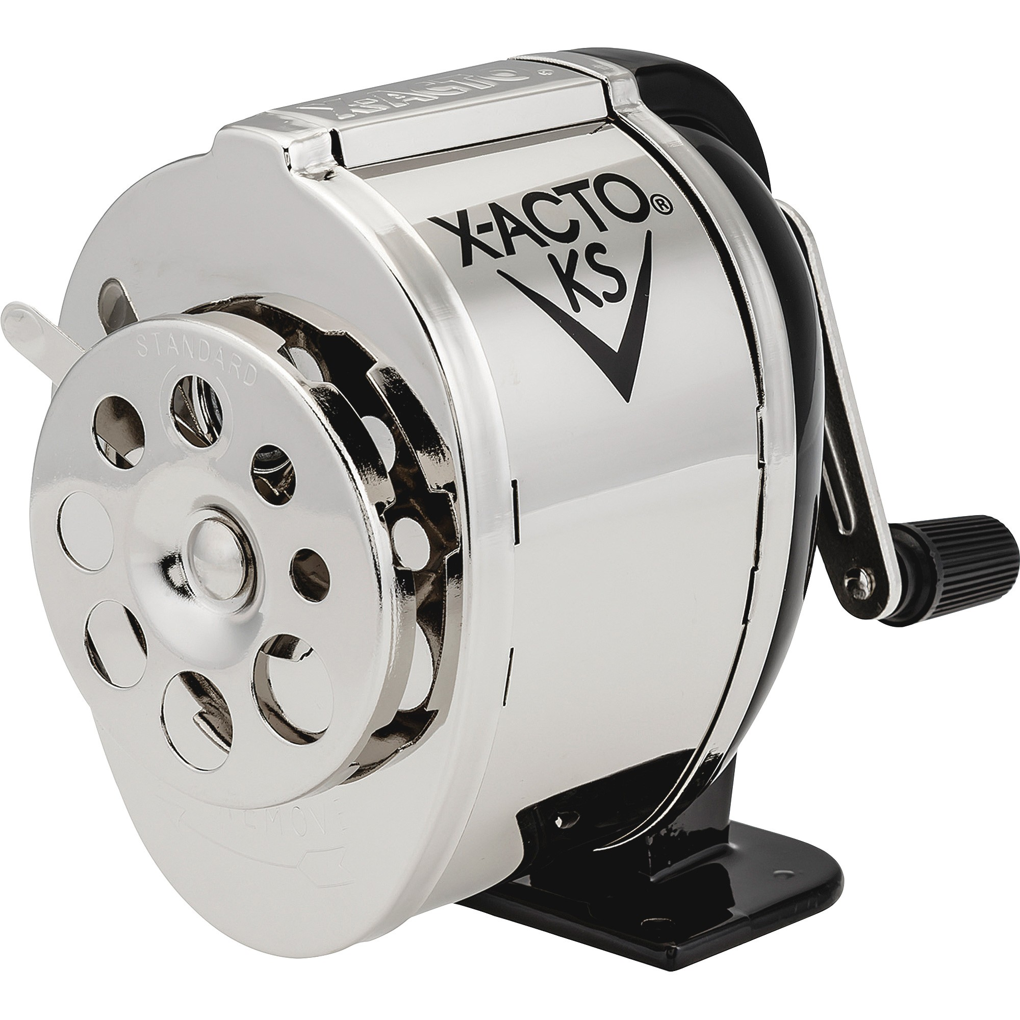 X-ACTO Pencil Sharpener 8 Pencil Sizes All-Steel 1031