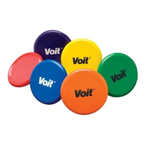9.75 X 1.5 Inch, Foam Coated Flying Disc - 6/Set