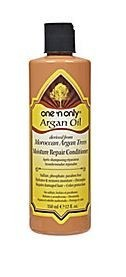 Argan Oil leave In Treatment - One N Only, #ONOAO1L8, 8 oz each