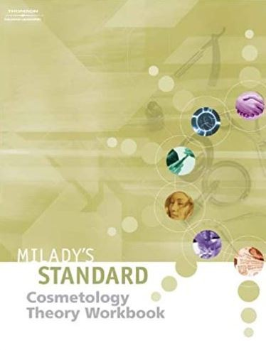 Cosmetology Theory Textbook - Milady, Burmax M9417