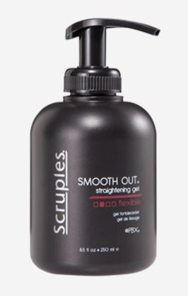 Hair Gel - Scruples Pearlscriptives Smooth Out Straightening, 8.5 oz