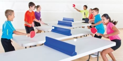 Class Plus Table Top Tennis - 16 Player Set