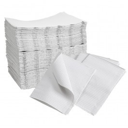 "Crosstex Professional Towels 13"" X 19"", White - 500/Case - 21042"