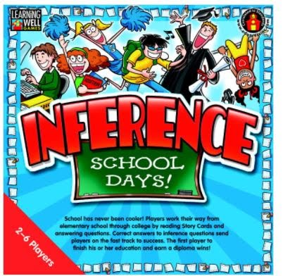 Inference - School Days Game, Blue Level