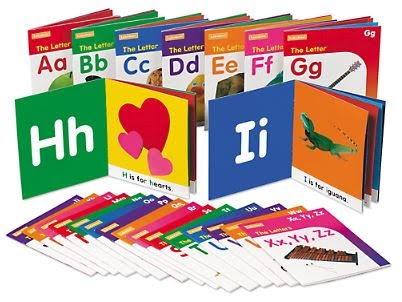 Alphabet Readers - (Lakeshore Learning GG837)