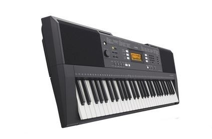 Keyboard - Yamaha PSRE343KIT (With Power Supply)