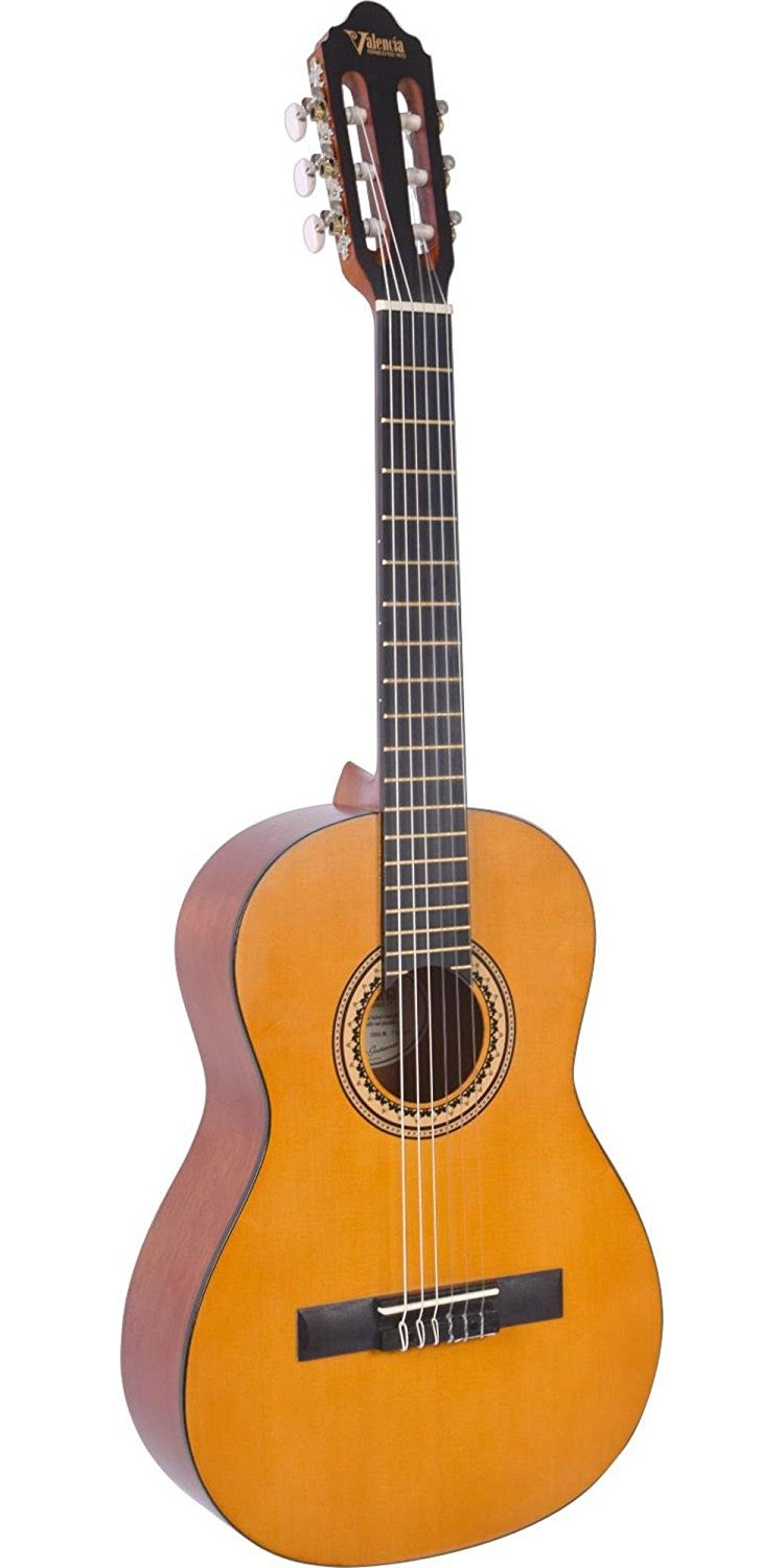 Acoustic Guitar - 3/4 Size Classic Guitar - SNG-200
