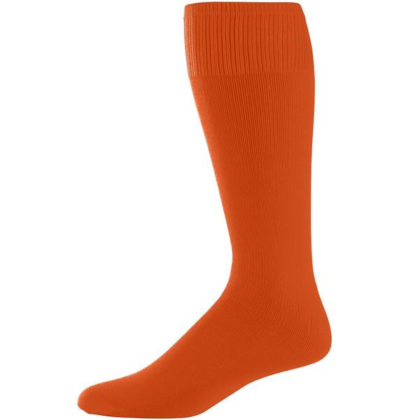 Game Socks, Softball - Orange