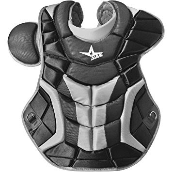 Chest Protector, Catchers, All Star System 7 Ultra Cool - Black
