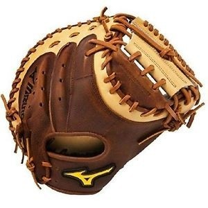 "Mizuno Classic Pro Soft Series 34.5"" GXS33 Fast Pitch Softball Catcher's Mitt"