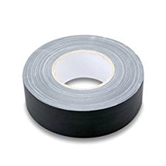 3 Inch Gaffer's Stage Tape - 60 Yd Roll Black
