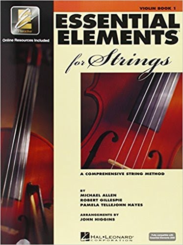 Essential Elements Interactive Book 1 Various Instruments
