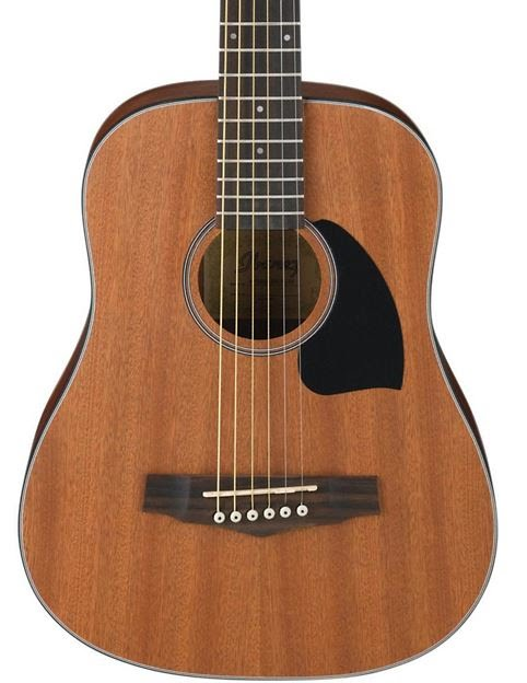 Acoustic Guitar - 3/4 Size Ibanez - PF2MHOPN