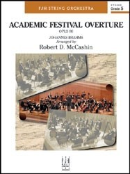 Academic Festival Overture by Brahms/McCashin - 2480768