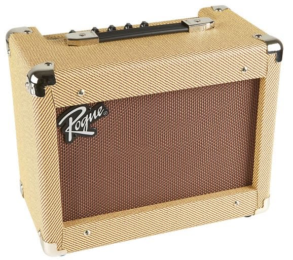 Amplifiers - Rogue Guitar V15G 15 Amp