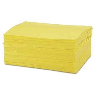 Yellow Masslinn Dust Cloth - 12 X 17 - 500/Case