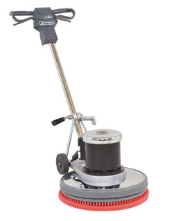 20 Inch Floor Buffing Machine, 175 RPM, 1-1/2 HP Motor, Pad Holder/Driver - Advanced Pacesetter 20HD
