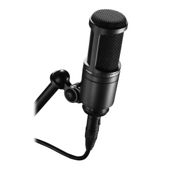 AT2020 Audio Technica Mic