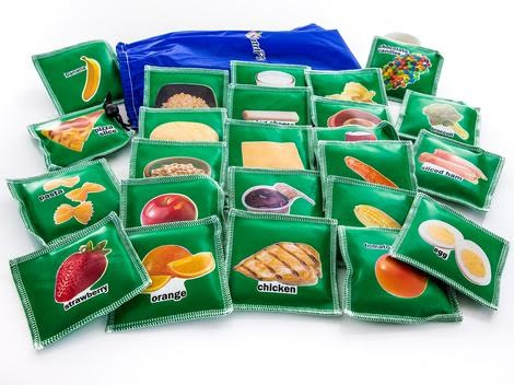 NutriPlay Food Beanbags 24/Set - 20-298