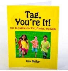 Tag, You're It Book - 36-003