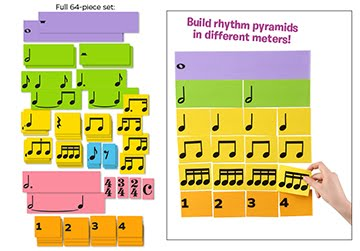 Music-Go-Rounds Rhythm N'Counters - 28054