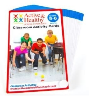 AHS Classroom Activities Cards - Grades 5-6 - Series Two GC38-357