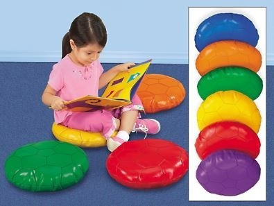 Soft Seats - Set of 6 (Lakeshore Learning DD370X)