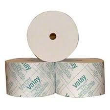 Toilet Tissue, 2 Ply, Valay #0340, 4 X 4.5, 3/4 In Core - 24/Case