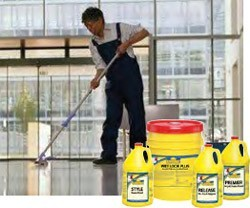 Simoniz Style Floor Finish, 25% Solids - 5 Gallon Pail