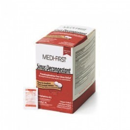 Medi-first Non-Pseudo Sinus Decongestant - 44330
