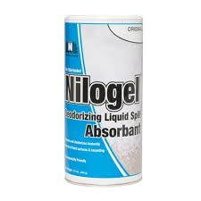 Vomit Pickup, Nilogel Absorbent Granules, 16 oz - 24/Case