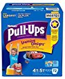 Huggies Pull-Ups Training Pants, Boys 4T - 5T - 18/Pkg - 1001954