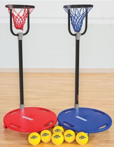 Ultimate Scooter Basketball Net, Blue - 57-016