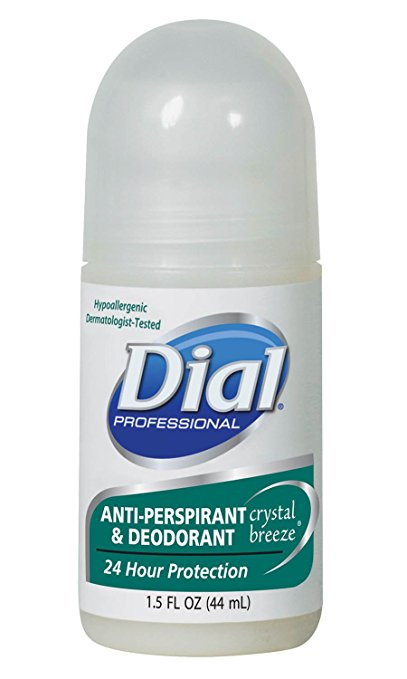 Roll-On Dial Deodorant, 1.5 Oz. - 44092