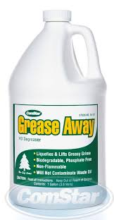 Grease Be Gone, State Chemical, Gallon - 6/Case