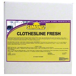 Simoniz Clothesline, Laundry Soap - 50lb Box