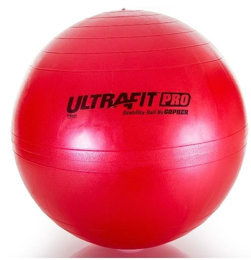 55 Cm Stability Ball - Red