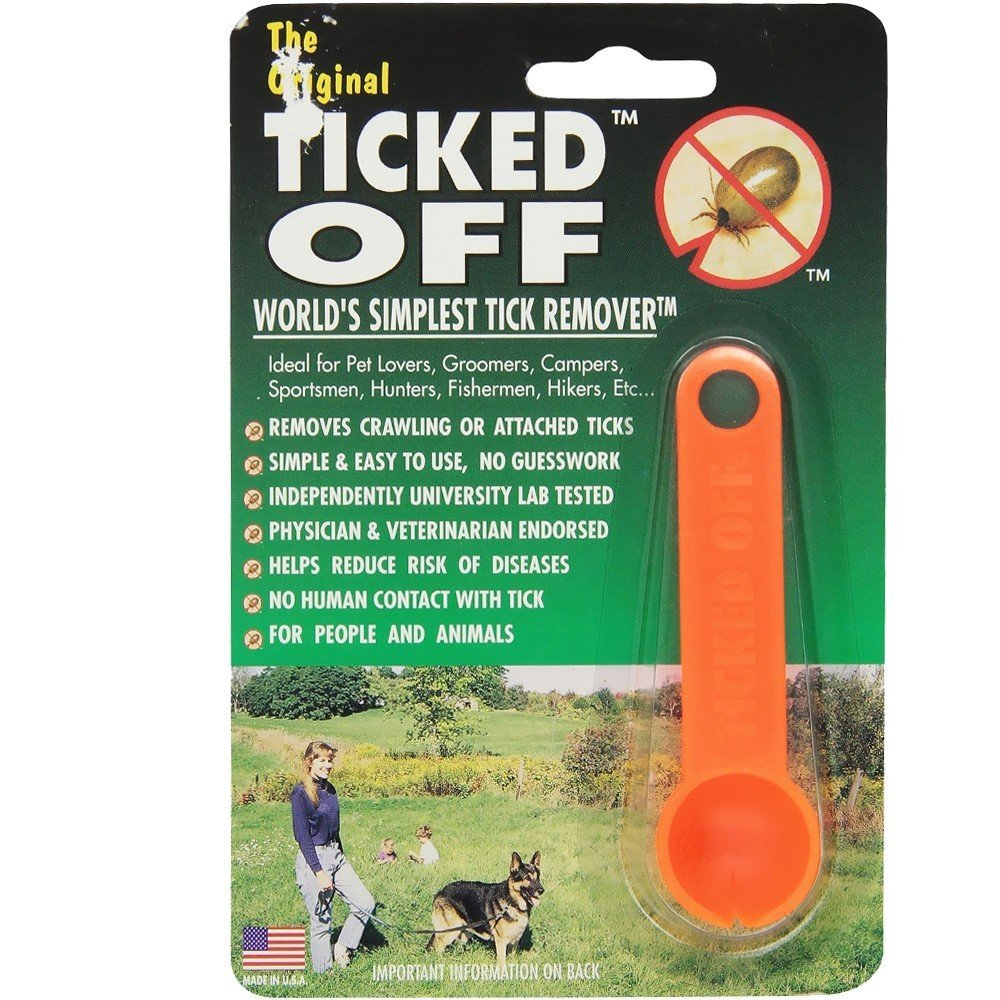 Tick Remover Tool, Ticked Off Safe and Effective - 90451