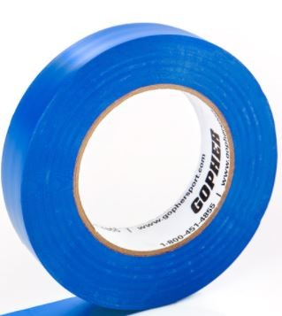 "1"" X 60 Yds Floor Marking Tape, Blue"