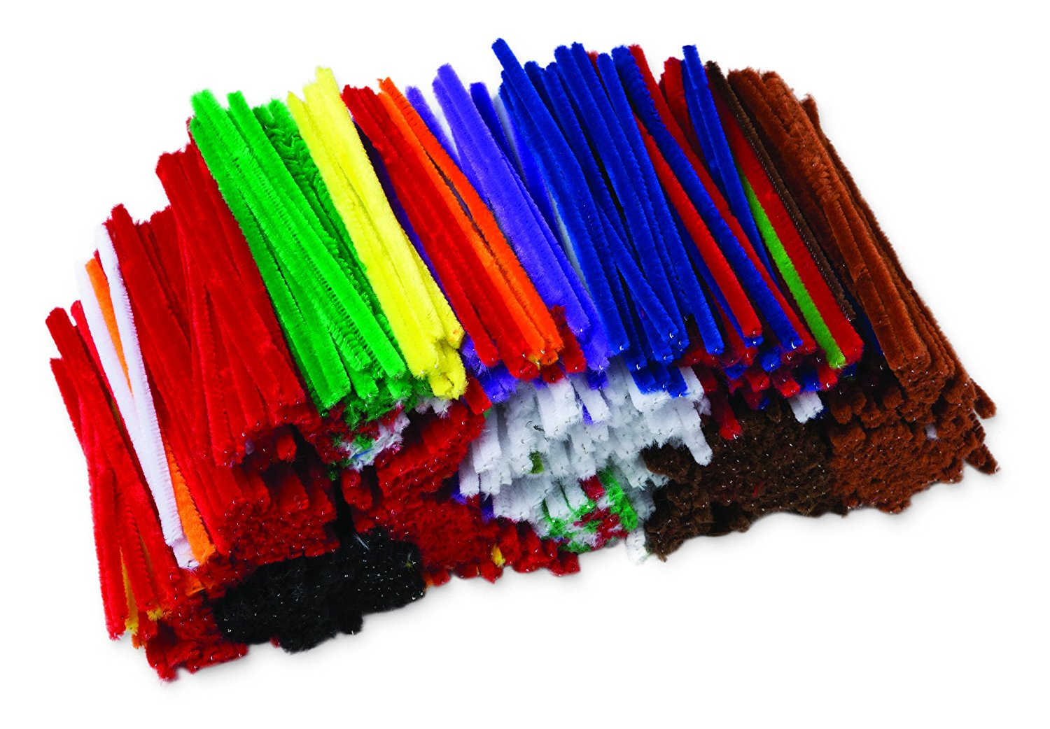 Pipe Cleaners 12 In. Chenille Jumbo - 100/Pkg